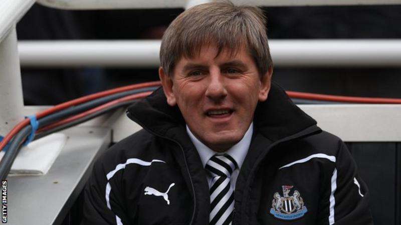 Beardsley back at St James' Park as probe into bullying claims continues