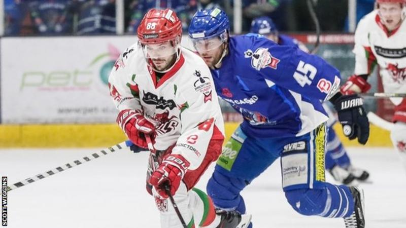 UK: Elite League Play-offs - Cardiff Devils 4-3 Coventry Blaze (Agg 8-5)