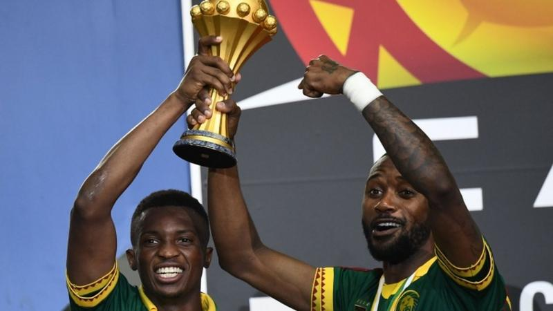 Africa Cup of Nations 2017: Cameroon 2-1 Egypt
