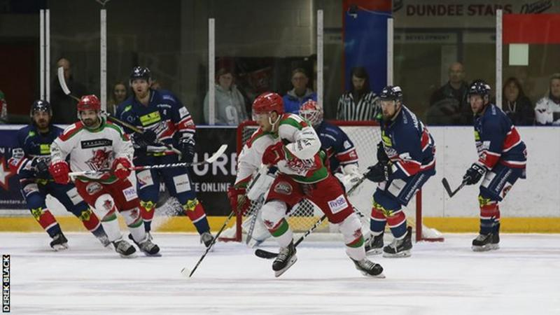 UK: Elite League - Dundee Stars 2-3 Cardiff Devils (OT)