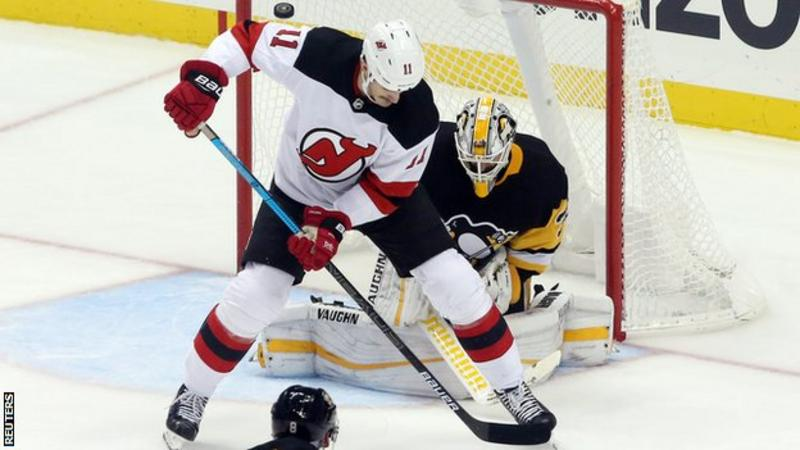 NHL: Brian Boyle Scores First Hat-trick - A Week After Cancer Remission Confirmed
