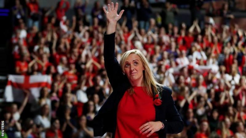 Netball World Cup 2019: Tracey Neville & Jo Harten seek professional league in England