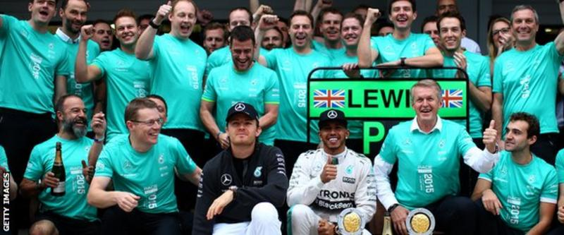 Lewis Hamilton & Rosberg should race in Abu Dhabi - Coulthard