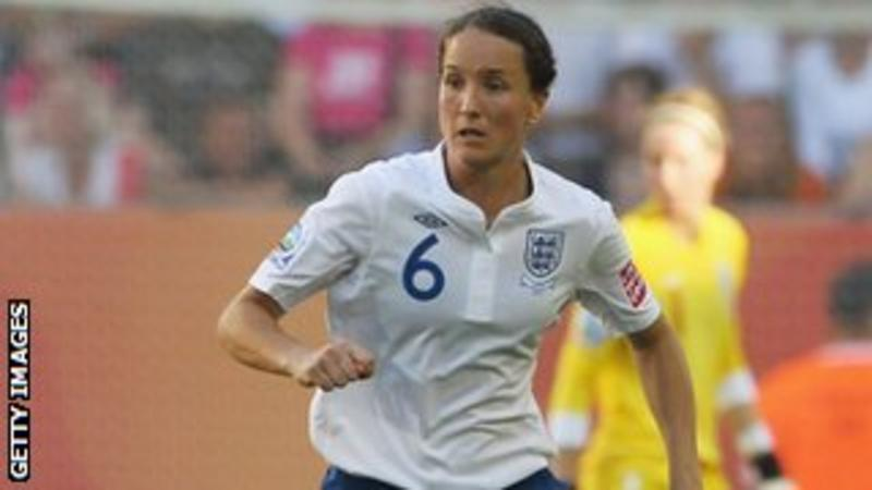 Casey Stoney: Homosexuality in sport should not be an issue