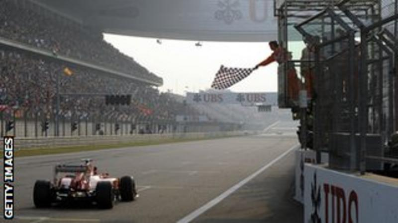Chinese GP: Title race is very open - Ferrari's Fernando Alonso