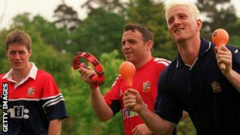 Lions 2013: How does a British & Irish Lions squad bond together?