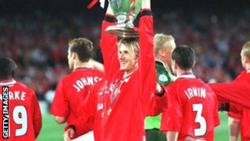 David Beckham: Sir Alex Ferguson praises 'amazing person'