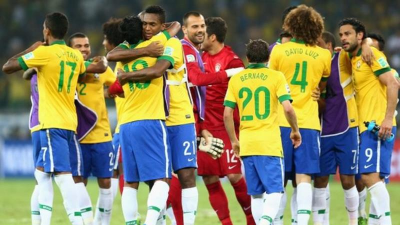 Confederations Cup: Brazil not yet the real deal