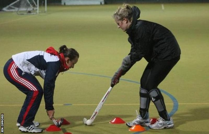 Jen Offord: Inspired to try every Olympic sport