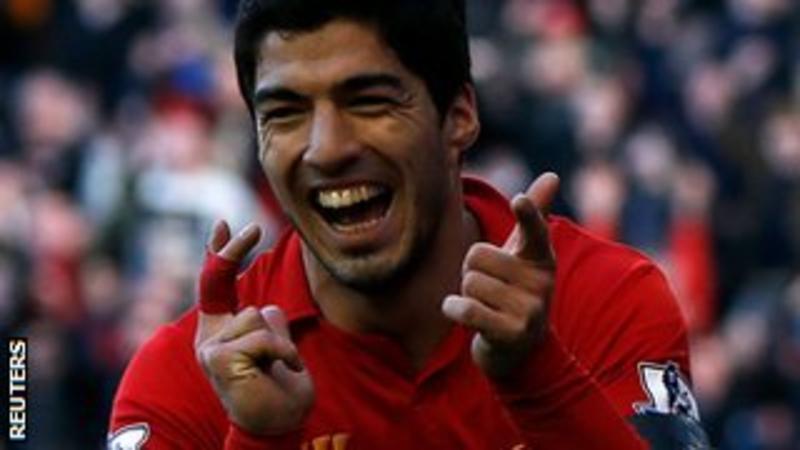 Luis Suarez: Liverpool owner baulks at Arsenal's £40m bid