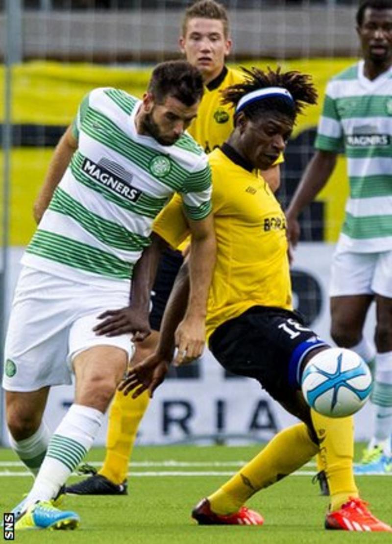 Champions League: Celtic meet Kazakhstan's Shakhter Karagandy