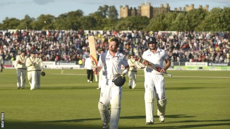 Ashes 2013: Ruthless England sparked by Ian Bell's dominance