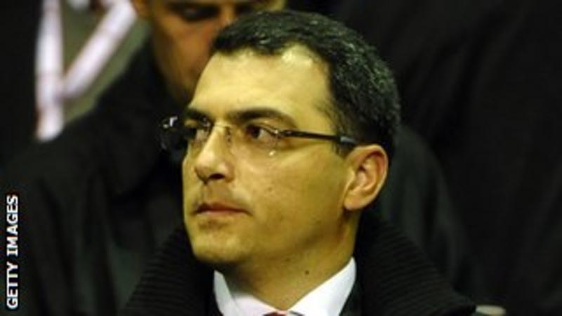 Manchester United need director of football - Damien Comolli