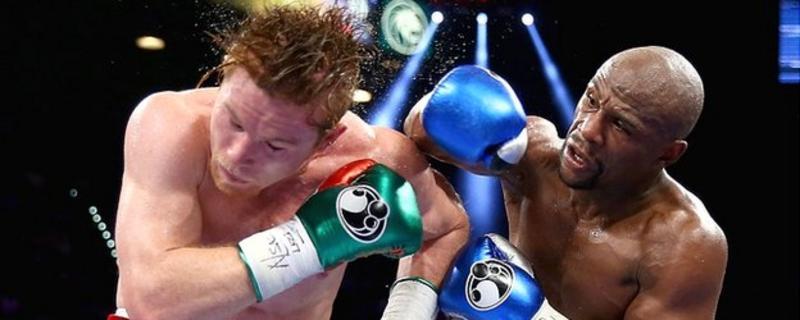 Floyd Mayweather beats Saul Alvarez in Las Vegas masterclass
