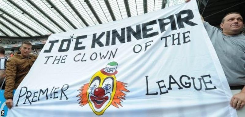 Joe Kinnear resigns as Newcastle United director of football