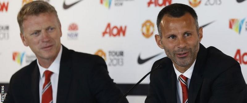 Man Utd's Marouane Fellaini sad at David Moyes sacking