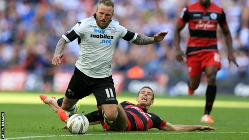 Championship play-off final: QPR win is their season in a nutshell