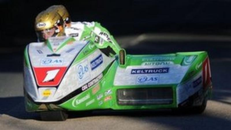 TT 2014: Anstey and Molyneux quickest in opening practice