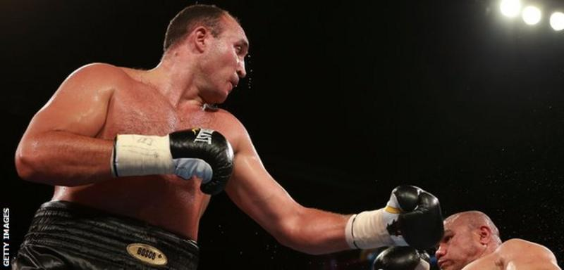 Tyson Fury to fight Alexander Ustinov after Chisora withdrawal