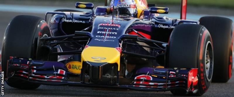 Abu Dhabi GP: Red Bull wing design deemed deliberate
