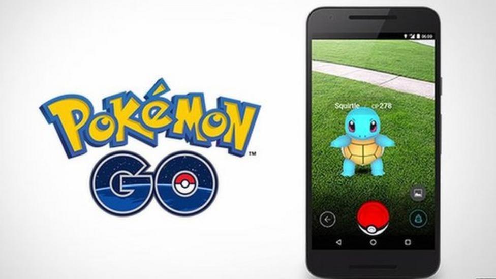 Pokemon Go released in the UK