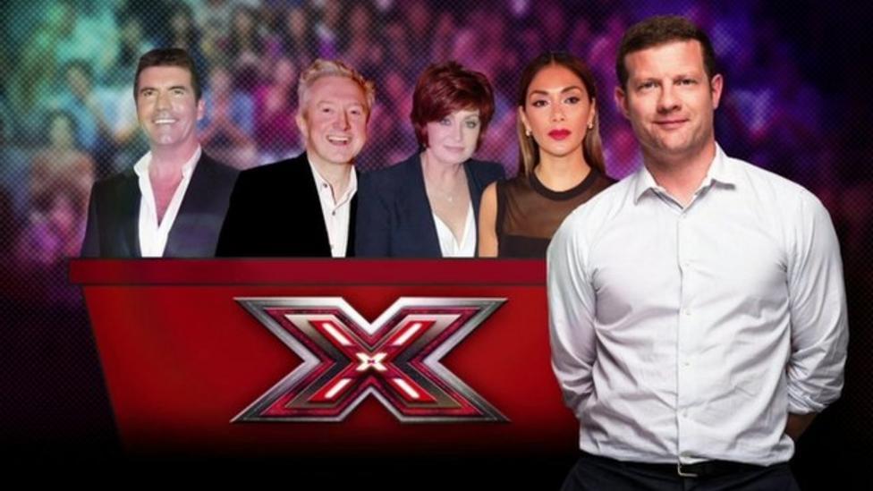 Old judges return to X Factor
