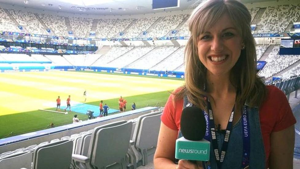 Jenny and Leah's Euro 2016 blog