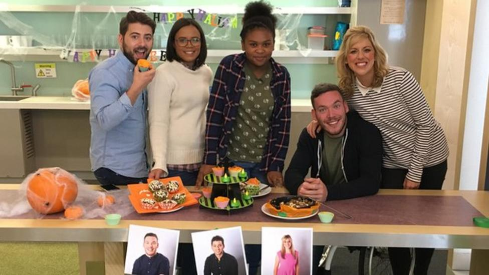 The Great Newsround Halloween Bake Off