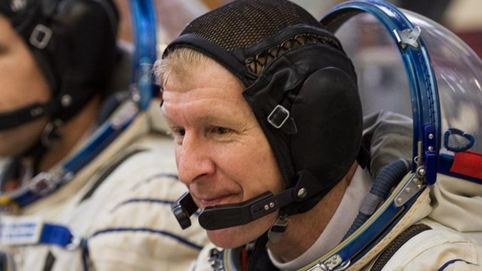 What will Tim Peake miss most about earth?