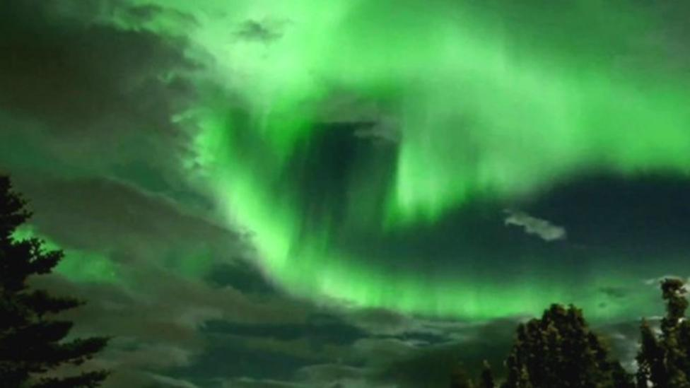 Iceland's spectacular Northern Lights