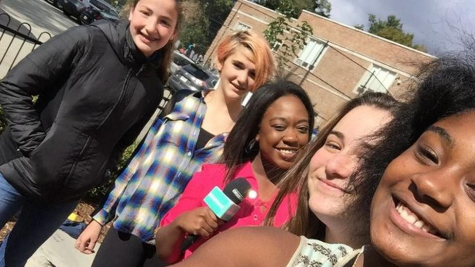 Meet the kids supporting Hillary Clinton