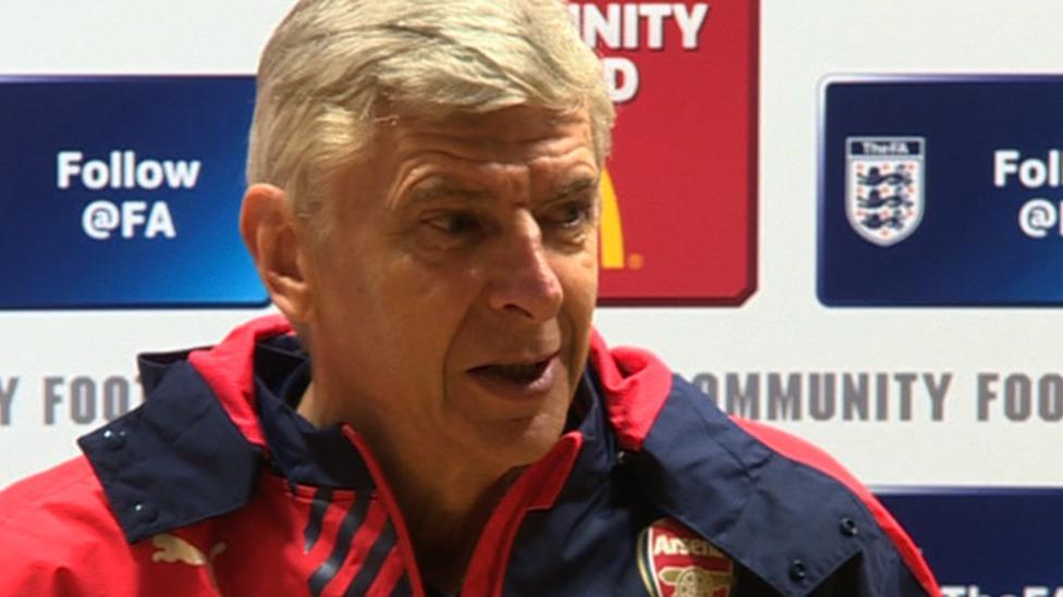 Arsenal 'can win Premier League title'