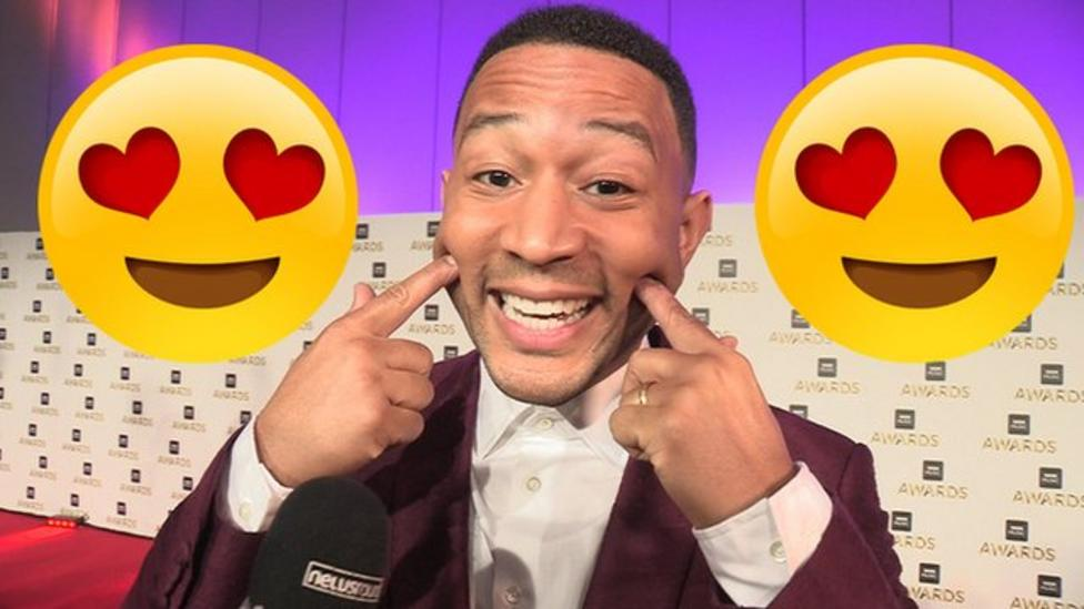 'A big smile with heart eyes' - music stars describe their year in emojis