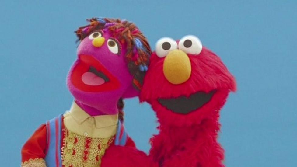Meet Afghan Sesame Street's new character