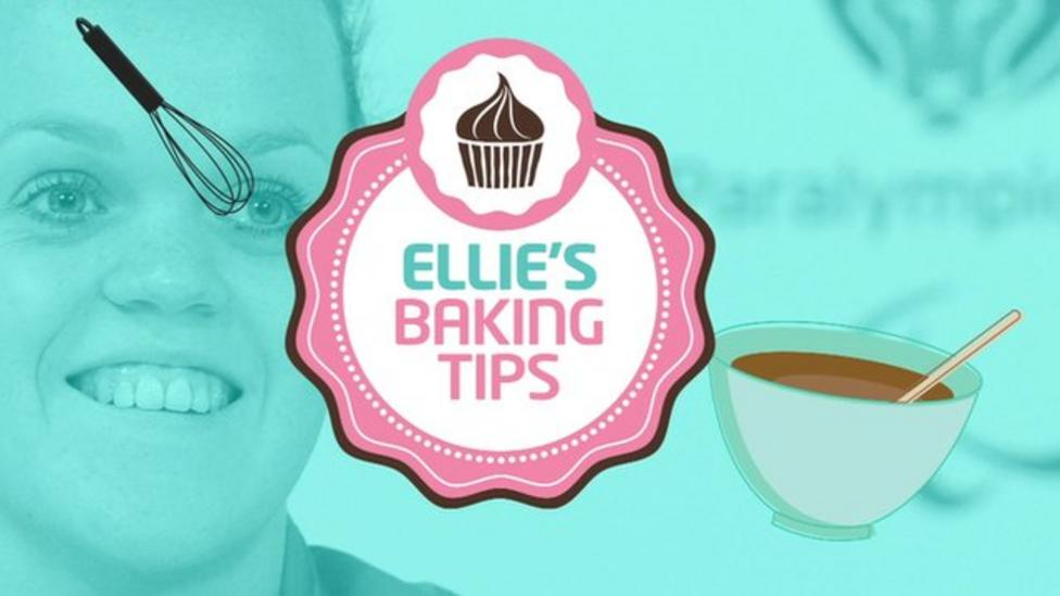 Top baking tips from Ellie Simmonds