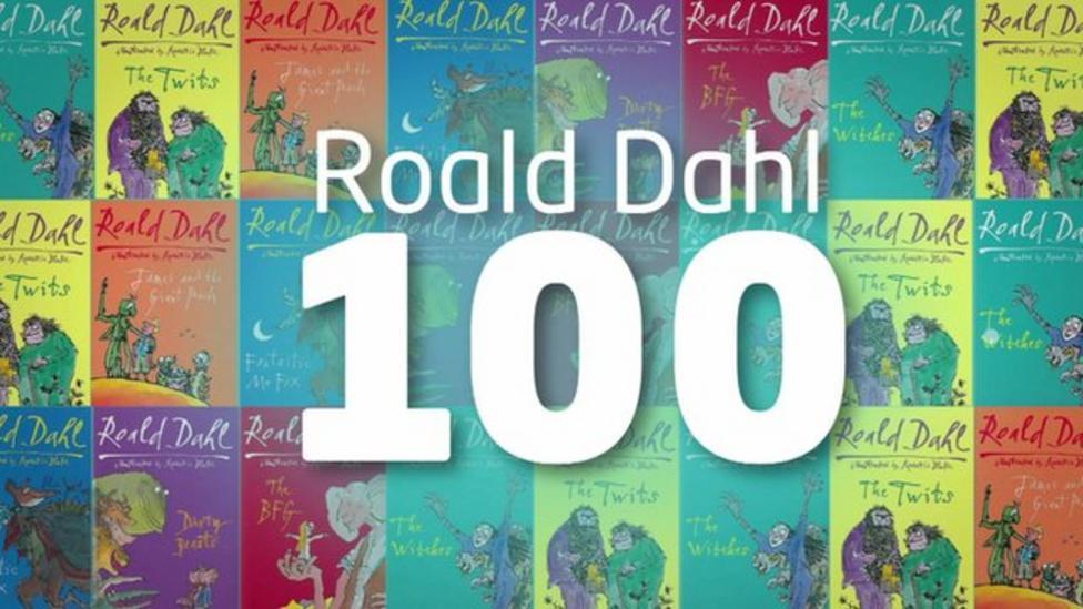 How did Roald Dahl write his books?