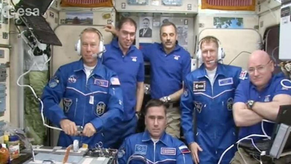 Tim Peake: 'It was a beautiful launch'