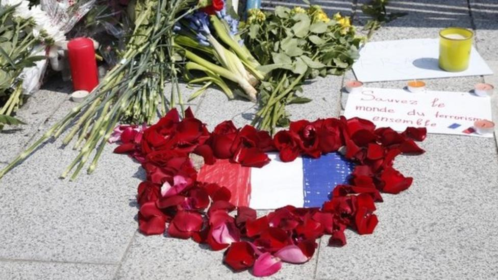 What's happening in Nice?