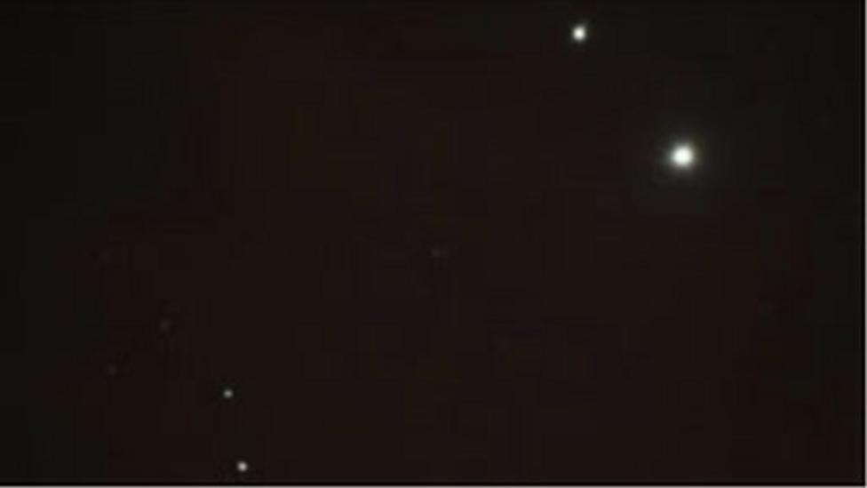 How to see the planetary trio