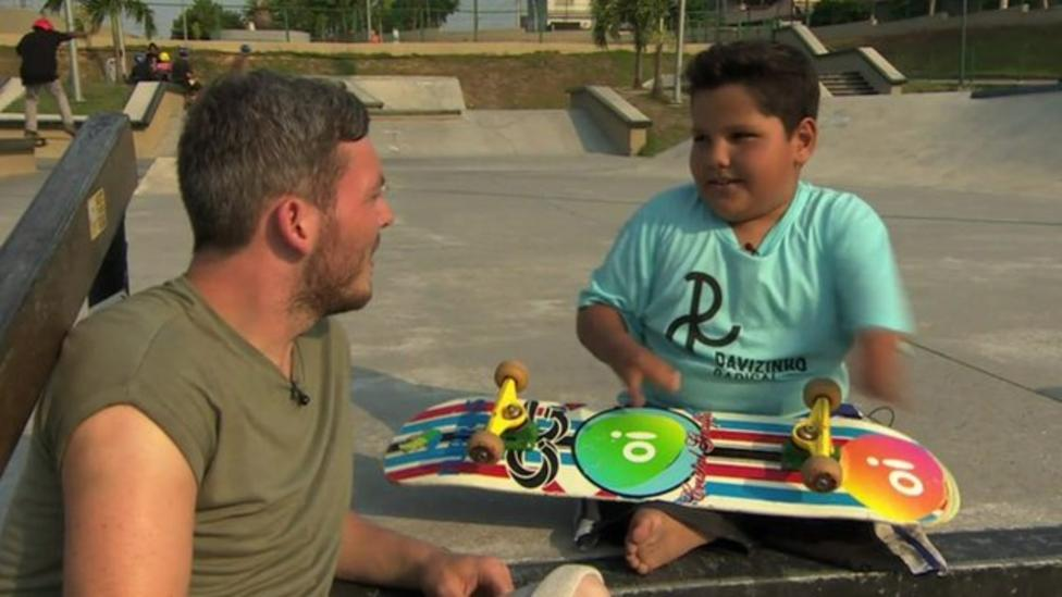 Rio 'should be more accessible'