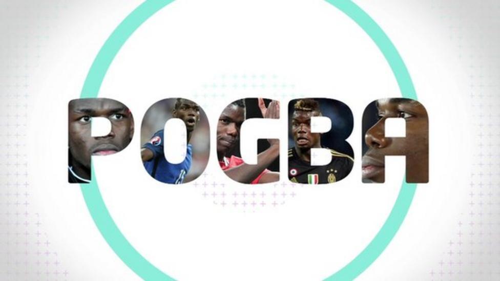 Paul Pogba: Five fun football facts