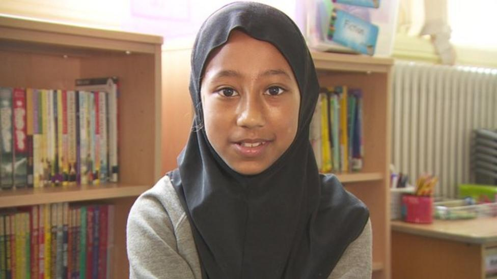 Children tell us about their faith