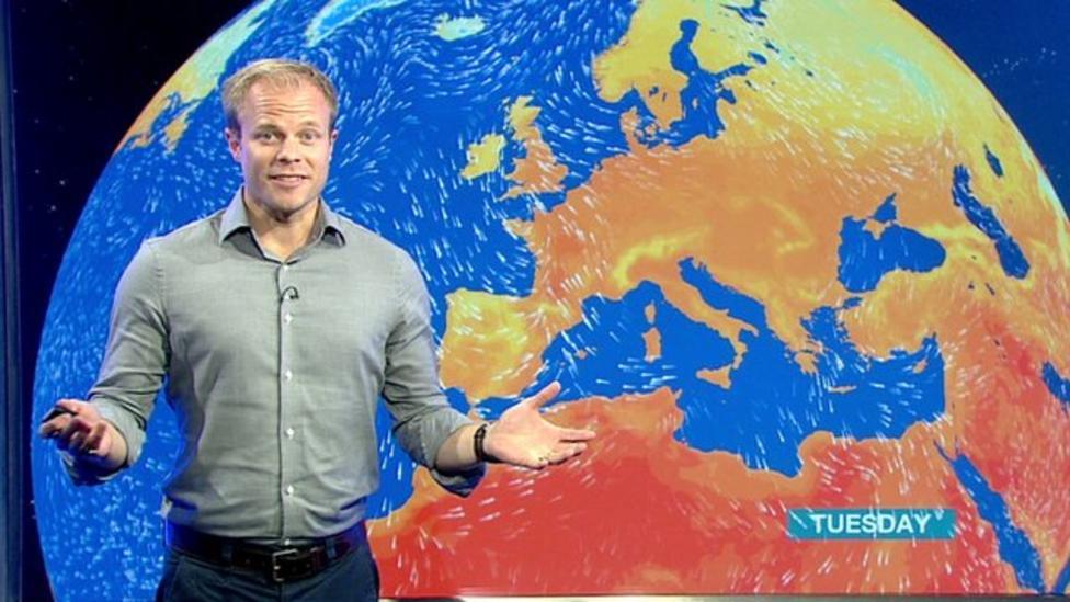UK set for super-hot September