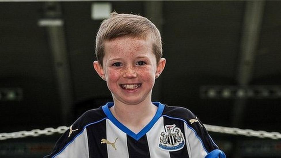 Litter-picking Newcastle fan gets dream reward