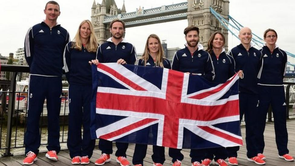 First Team GB athletes revealed for Rio 2016