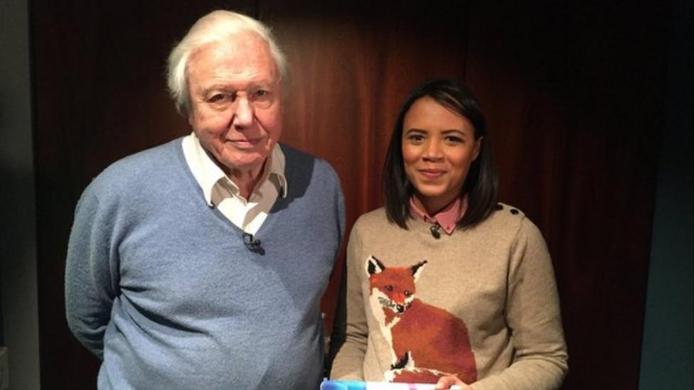 Attenborough on bringing dinosaurs back to life