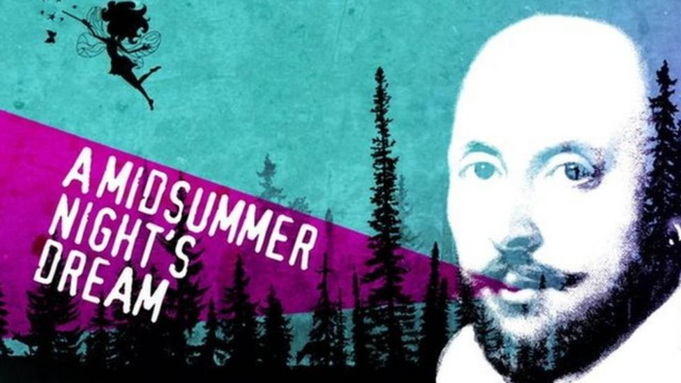 A Midsummer Night's Dream explained
