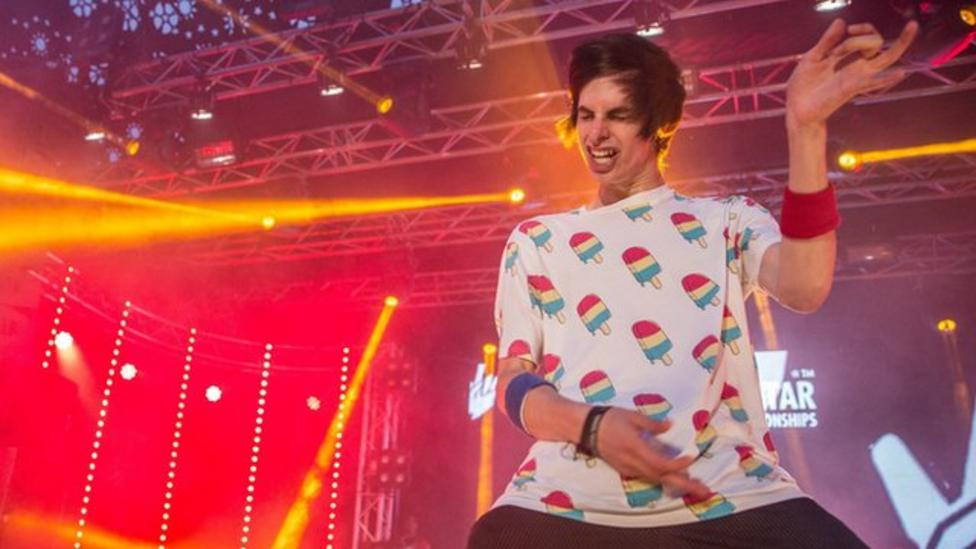 New Air Guitar World Champion crowned