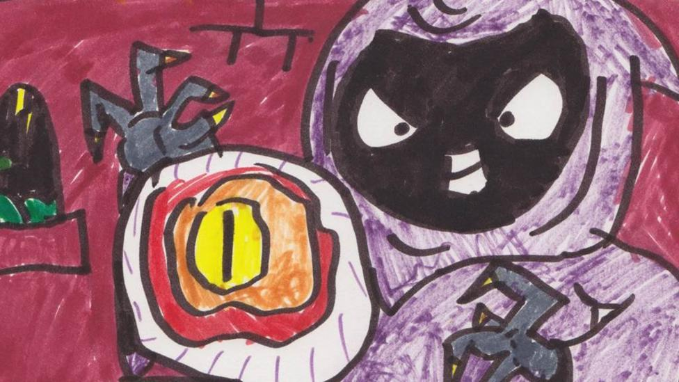 11-year-old gets comic strip published