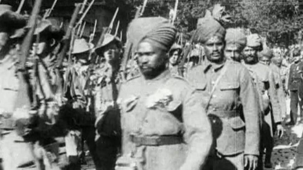 How Indian soldiers helped Britain in WW1